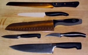 2.1 Knives