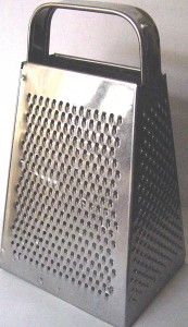 2.2 Grater