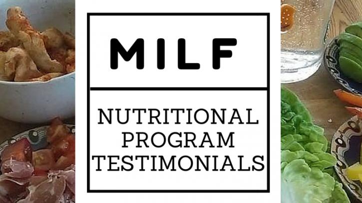 Fitness Freak Testimonies - Nutritional Program