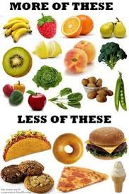 more of these foods