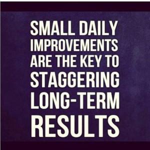small inprovements