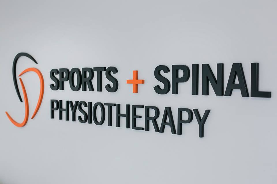 sport and spinal