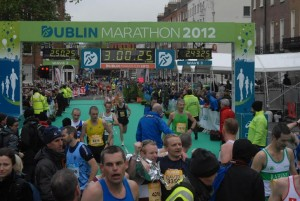 tucker dub city marathon 2012