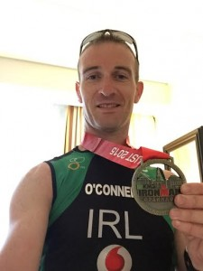 tucker iron man medal